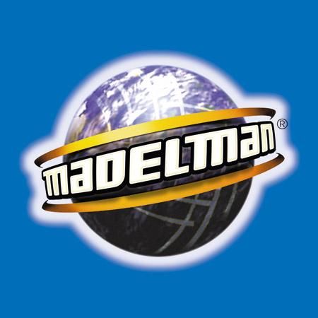 logotipo de Madelman de Popular de juguetes