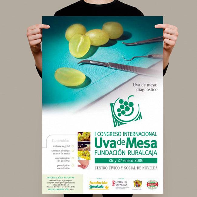 Congreso Uva de Mesa (Fundación Ruralcaja)