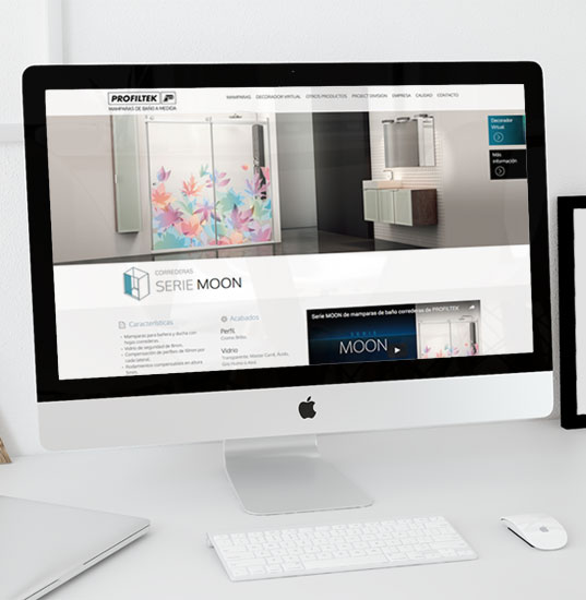 Profiltek web
