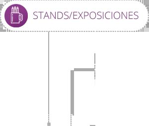 Stands / exposiciones