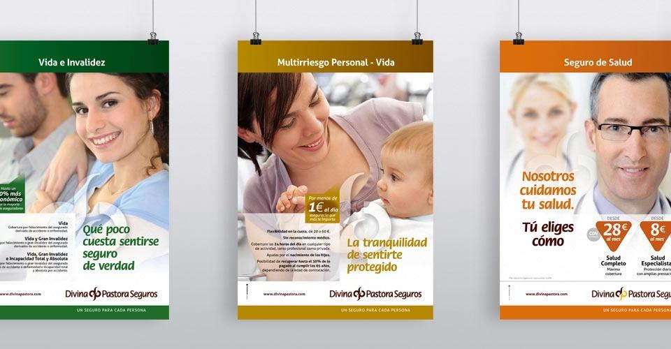 Campaña carteles Divina Pastora