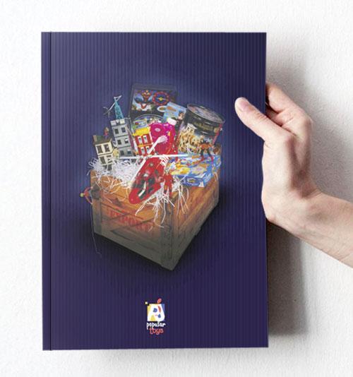 Popular de Juguetes catálogo