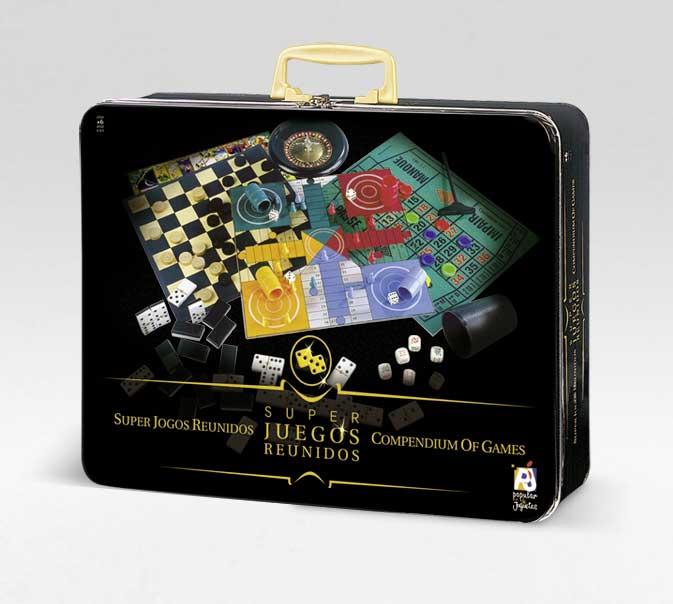 Popular de Juguetes packaging juegos reunidos