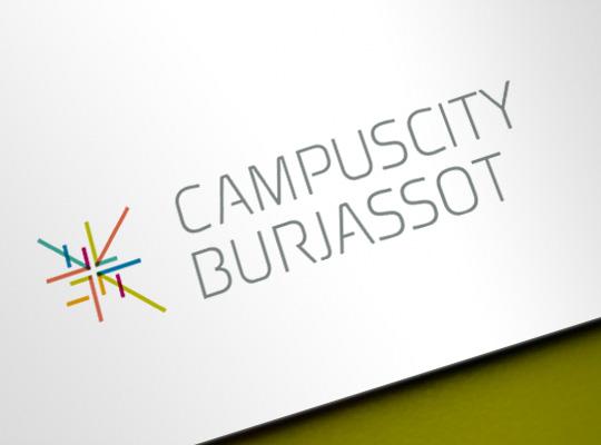 Campuscity Burjassot logotipo