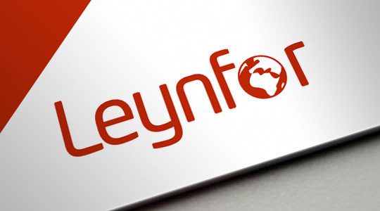 logotipo Leynfor WKE