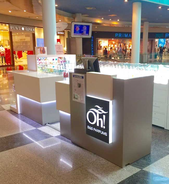 Oh! Parfums centro comercial