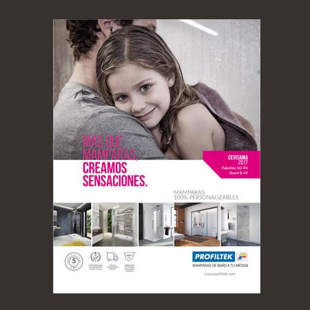Caso de éxito Profiltek de nuestra agencia de publicidad en Valencia