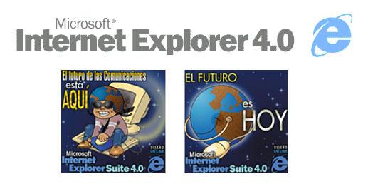 Internet Explorer en España