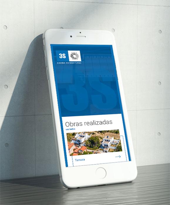 3S Diseño Estructural web responsiva